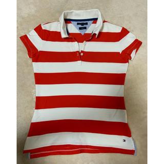 トミーヒルフィガー(TOMMY HILFIGER)のTOMMY HILFIGER ポロシャツ S (ポロシャツ)