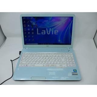 エヌイーシー(NEC)のNEC LaVie LS150/E Office2016 Win10 DVD(ノートPC)