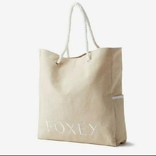 フォクシー(FOXEY)のFOXEY SANDY BEACH TOTE(トートバッグ)