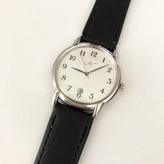 ネクスト(NEXT)のNEXT NX97B メンズクォーツ腕時計 電池あり ベルト新品(腕時計(アナログ))