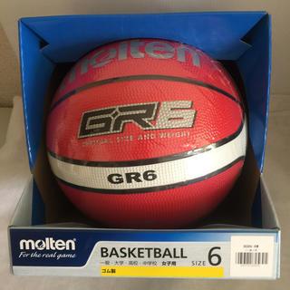 モルテン(molten)のmolten(モルテン) バスケットボール ゴム6号 BGR6  RW 外向き(バスケットボール)