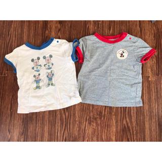 マーキーズ(MARKEY'S)のmarkey's (マーキーズ) ミッキー Tシャツ(Tシャツ/カットソー)