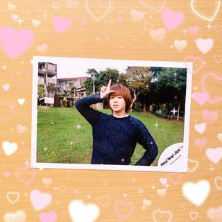 ヘイセイジャンプ(Hey! Say! JUMP)の有岡大貴 公式写真(アイドルグッズ)