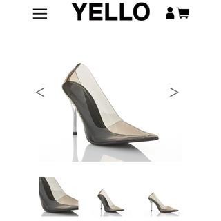 イエローブーツ(Yellow boots)のYELLO SMOKE Heels Lサイズ(ハイヒール/パンプス)