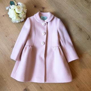TOCCA - 新品 トッカ コート 110 フォーマル  ピンク 可愛い