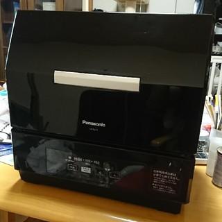 パナソニック(Panasonic)の2013年製 Panasonic 食洗機 NP-TCS1(食器洗い機/乾燥機)