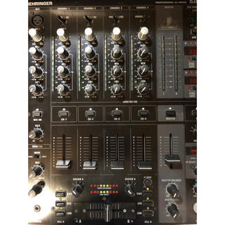 DJミキサー DJX750