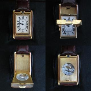 カルティエ(Cartier)のレア 入手困難 CARTIER コレクション・プリヴェ・カルティエ・パリ 腕時計(腕時計(アナログ))
