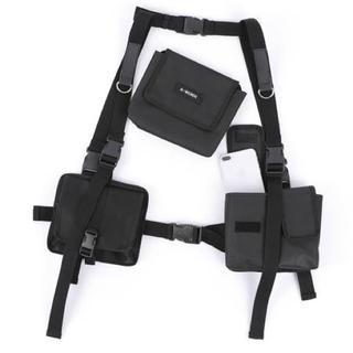 バレンシアガ(Balenciaga)のA-WENDE poket belt bag(ボディーバッグ)