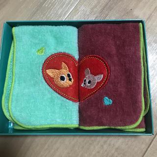 ニッサン(日産)の新品 ハンカチ 2枚セット 日本製(その他)