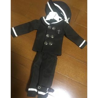 ボークス(VOLKS)のMSDサイズ 水兵風セーラー衣装(人形)