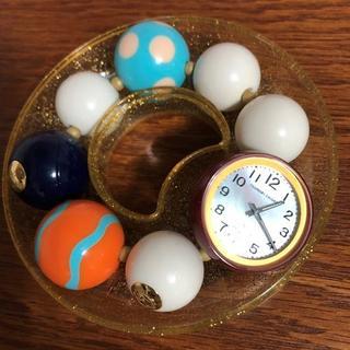ツモリチサト(TSUMORI CHISATO)の柴犬子様専用 ツモリチサト ハッピーボール腕時計(腕時計)