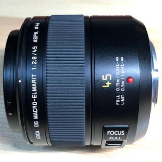 ライカ(LEICA)のLEICA Macro 45mm F2.8 マイクロフォーサーズ(レンズ(単焦点))