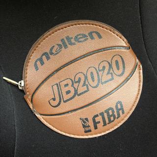 モルテン(molten)のmolten モルテン バスケットボール コインケース(バスケットボール)