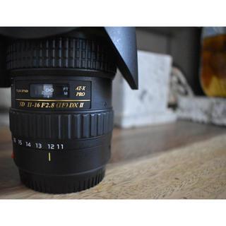 Canon - 【美品】Tokina 広角レンズ 11-16mm F2.8 DX Ⅱ