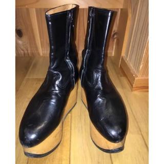 ヴィヴィアンウエストウッド(Vivienne Westwood)のVivienne westwood ロッキンホース ブーツ(ブーツ)
