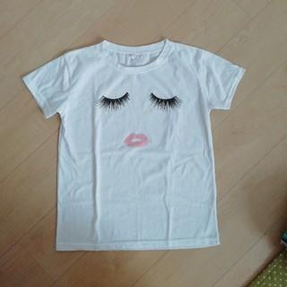 アジョリー(a-jolie)のアジョリーみたいなTシャツM値下げ(Tシャツ(半袖/袖なし))