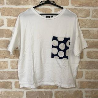 マリメッコ(marimekko)のユニクロ  マリメッココラボTシャツ(Tシャツ(半袖/袖なし))
