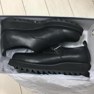 ハレ(HARE)のHARE ハレ  モンクシューズ 革靴 シャークソール  L(ドレス/ビジネス)
