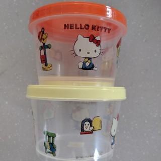 ハローキティ(ハローキティ)のキティ タッパー(容器)