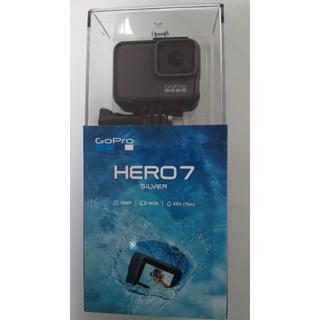 ゴープロ(GoPro)のGoPro CHDHC-601-FW  HERO7 Silver(コンパクトデジタルカメラ)