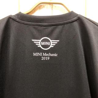 ビーエムダブリュー(BMW)のTシャツ ミニクーパー men'sTシャツ L 新品(Tシャツ/カットソー(半袖/袖なし))
