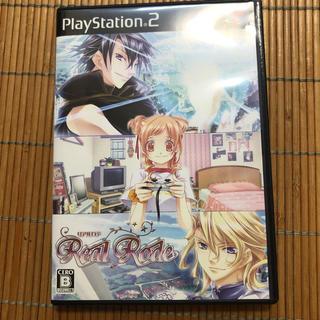 プレイステーション2(PlayStation2)のPS2 Real Rode リアルロデ 美品 (家庭用ゲームソフト)