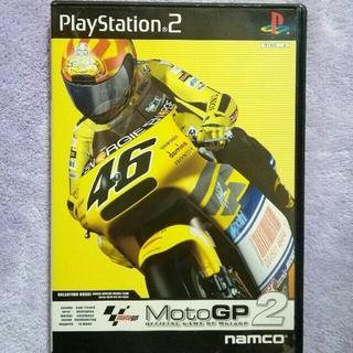 プレイステーション2(PlayStation2)のplaystation2 MotoGP2(家庭用ゲームソフト)