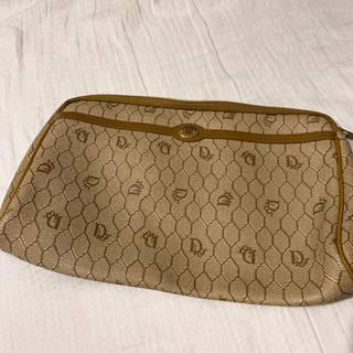 ディオール(Dior)のオールド ディオール クラッチバッグ(クラッチバッグ)