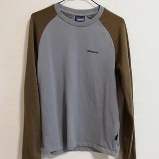 patagonia - パタゴニア 厚手 ロングTシャツ メンズSサイズ(日本Mサイズ)