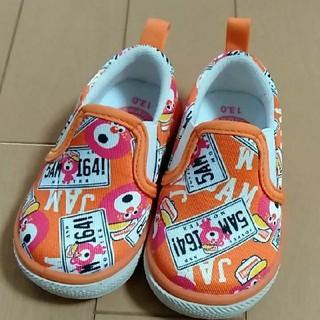 JAM - JAM ★新品✳スリッポン 靴 13センチ