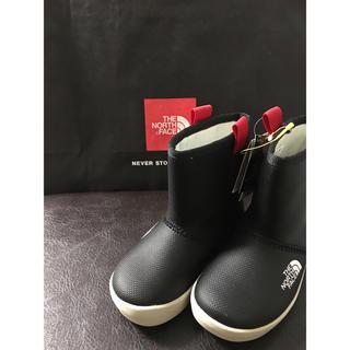 ザノースフェイス(THE NORTH FACE)の新品 タグ付き ノースフェイス ブーツ レインブーツ 8424円(長靴/レインシューズ)