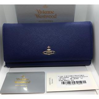 ヴィヴィアンウエストウッド(Vivienne Westwood)のVivienneWestwood 長財布 ショルダー付 新品未使用(財布)