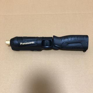 Panasonic - パナ Panasonic 充電ドライバー 7.2VゴールドEZ7521X-G