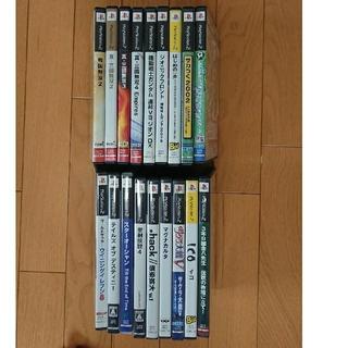 プレイステーション2(PlayStation2)の【PS2ソフト】1本500円、2本セット600円 ※購入希望者はコメント下さい(家庭用ゲームソフト)