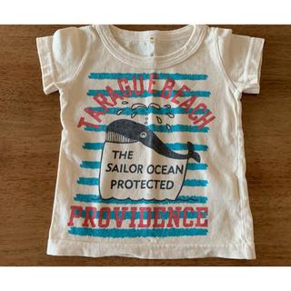 アカチャンホンポ(アカチャンホンポ)の半袖 クジラ(Tシャツ)