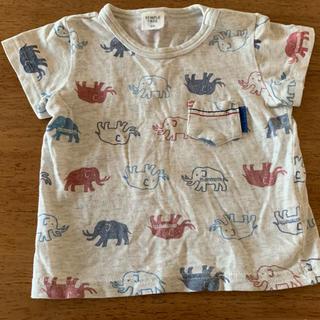 アカチャンホンポ(アカチャンホンポ)の半袖 ゾウ(Tシャツ)