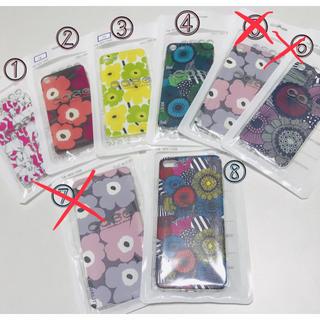 マリメッコ(marimekko)のマリメッコ iPhoneケース iPhone7 iPhone8 Plus(iPhoneケース)