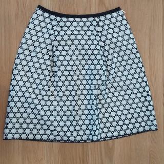 ハナエモリ(HANAE MORI)のMORI HANAE レーススカート(ひざ丈スカート)