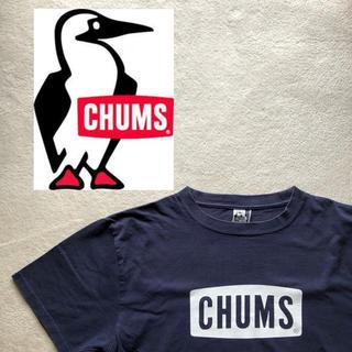 チャムス(CHUMS)のチャムス Tシャツ XL ネイビー(Tシャツ/カットソー(半袖/袖なし))