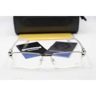 クロムハーツ(Chrome Hearts)のBONE POLISHR III白 クロムハーツ メガネ(サングラス/メガネ)