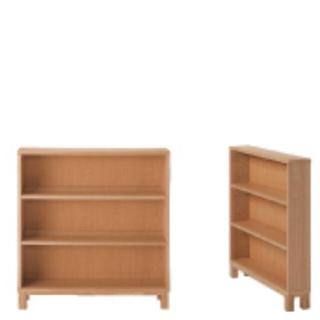 ムジルシリョウヒン(MUJI (無印良品))の無印良品 木製収納 文庫、コミックサイズ(棚/ラック/タンス)