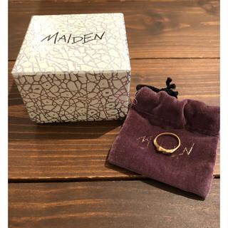 オープニングセレモニー(OPENING CEREMONY)のmaiden ring 指輪(リング(指輪))