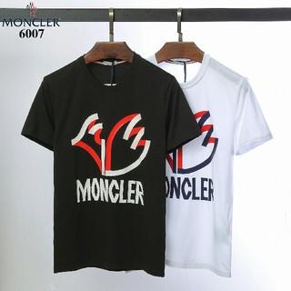 MONCLER - MONCLER モンクレール Tシャツ アウトレット品 ブラック XLサイズ