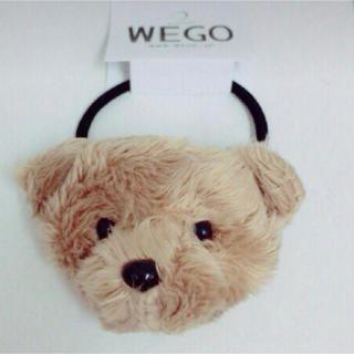 ウィゴー(WEGO)のWEGO ヘアゴム 動物(ヘアゴム/シュシュ)