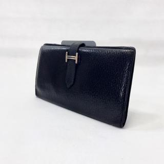 エルメス(Hermes)の専用 正規品 エルメス 長財布 ベアン ブラック 黒(長財布)