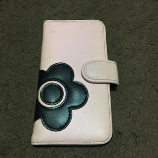 マリークワント(MARY QUANT)のマリークワントiPhoneケース(iPhoneケース)