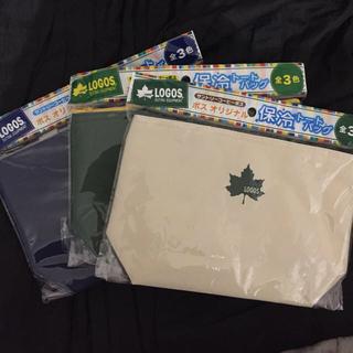 BOSS - ★新品 サントリーボス×LOGOS オリジナル保冷トートバッグ 全3色3セット