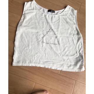 リゼクシー(RESEXXY)のRESEXXY トップス(カットソー(半袖/袖なし))
