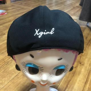 エックスガール(X-girl)のX-girl ハンチング(ハンチング/ベレー帽)